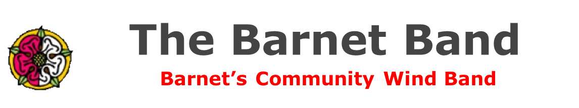 The Barnet Band Logo